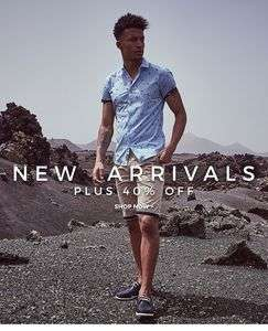 Extra 10% off sale items at Blue Inc
