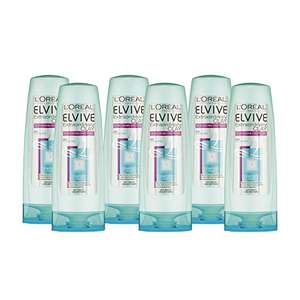 AMAZON Pantry - L'Oreal Paris Elvive Extraordinary Clay Re-Balancing Conditioner, Pack of 6 x 250ml bottles £3.00 + £2.99 delivery Prime Exclusive @ Amazon