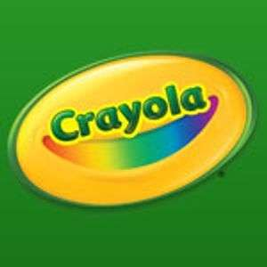 Free crayola colouring pages.