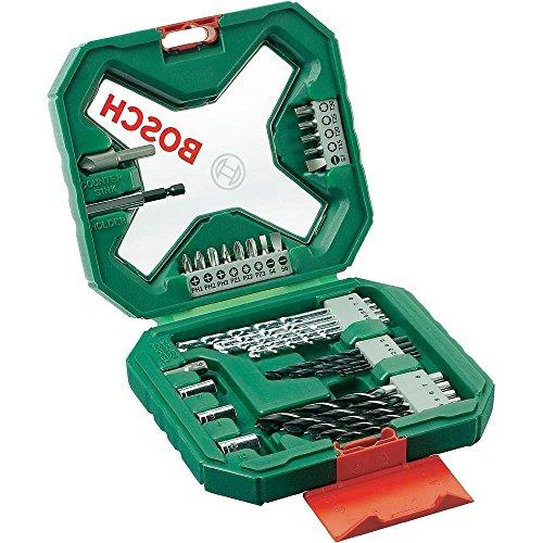 Bosch 34 Piece Drill and Screwdriver Bit Set £10 (Prime) / £13.89 (non Prime) at Amazon