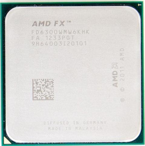 AMD FX-6300 (3.5GHz) AM3+ ,Hexa-Core £30 + £1.50 p&p at CeX