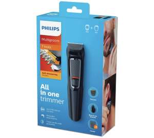 Philips 7-in-1 Grooming Kit reduced to £18.99 @ Argos