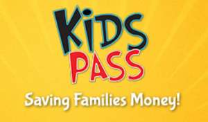 Kids Pass - £1 for 30 days