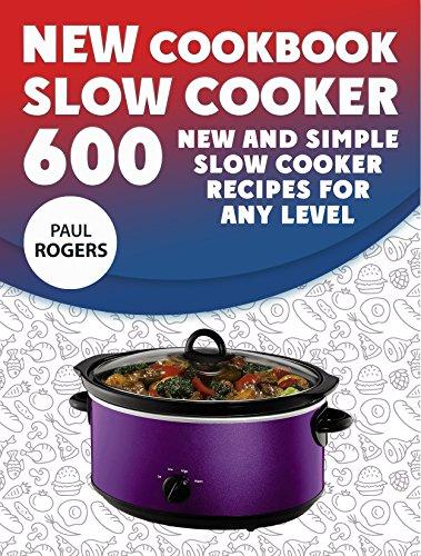 600 Slow Cooker Recipes - Kindle - Free @ Amazon