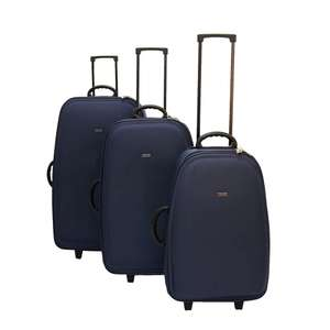 Club Class 600D EVA Luggage from £10.75 at  TJ Hughes (£3.99 delivery / £1.99 c&c)