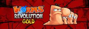 Worms Revolution Gold Edition PC £3.79 @ Steam Store