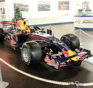 Donington Grand Prix Collection entry for 3 Adults and upto 3 Children £21.25 / £4.25pp @ Virgin Experience Days