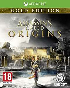 Assassin's Creed Origins Gold Edition (Xbox One) - £36.99 - Direct from Amazon UK