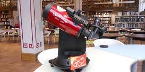Borrow a telescope for free with a Westminster Library card
