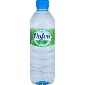 Free Volvic Water - Manchester - Spinningfields square
