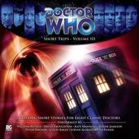 Dr Who Short Trips Vol 1-4 Audio books all 32 short stories for  $1  / £0.81 at humblebundle