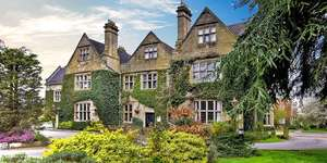 1 night Warwickshire Weston Hall Hotel Stay + Full English breakfast + 3-course set-menu dinner + glass of prosecco each £89 at Travelzoo