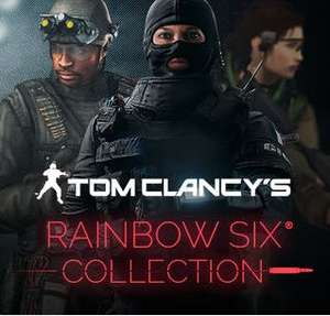 Tom Clancy's Rainbow Six Collection - 62% off £25.06 Ubisoft Store