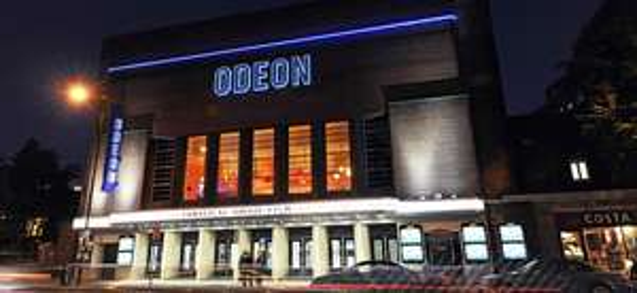 (Virgin Red) 20% off odeon cinema tickets