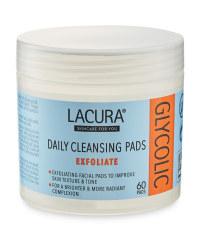 Lacura Glycolic Pads 60-Pack £2.49 @ Aldi