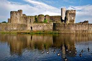 Welsh attractions that are opening for FREE during September  @ CADW Open Door Events