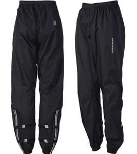 Boardman Unisex Waterproof trousers £21 Halfords click and collect