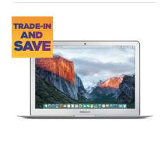 Macbook Air for £599 if you Trade in an old laptop @ Currys