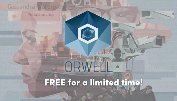 Orwell - Free on Humble Bundle (Steam Key)