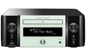 Marantz MCR611 Streaming Mini System EXC Speakers (Black/apple Green) - £249 @ Richer Sounds