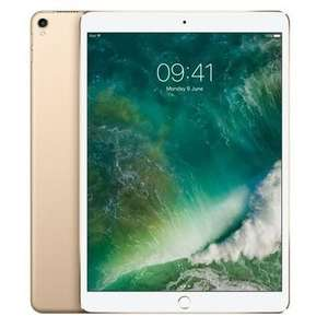 New Apple IPad Pro Wi-Fi + Cellular 3G/4G 512GB 10.5 Inch Tablet - Gold at Laptops Direct for £674.97