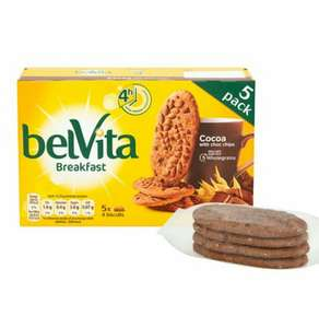 Belvita breakfast 225g for £1 at Tesco (online & instore)