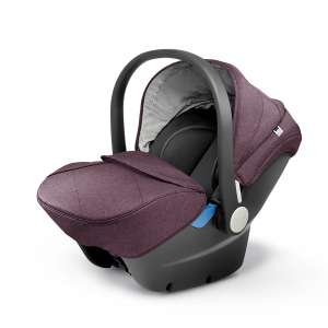 Silver Cross Simplicity Car seat in Claret with 2 year guarantee £80 delivered @ Silver Cross Baby