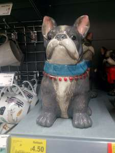 Dog cookie Jar £4.50 reduced from £9 @ Asda
