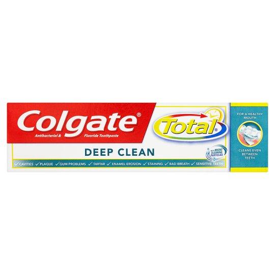 Colgate Total Deep Clean Half Price at Tesco - £2