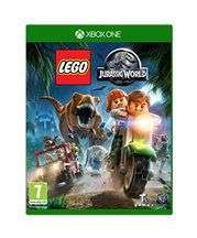Lego Jurassic World Xbox One, also PS4 For 11.85 @ BASE