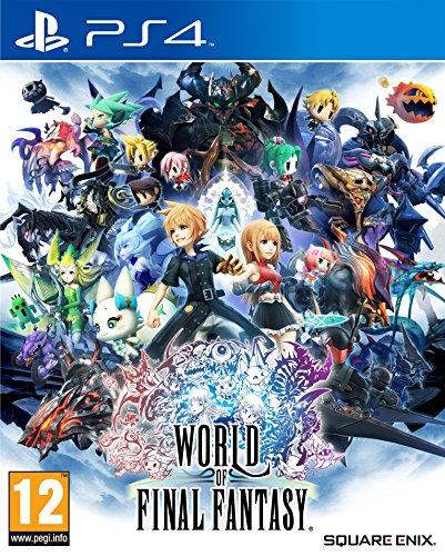 World of Final Fantasy (PS4) @ amazon for £17.16 Prime (£19.15 non Prime)