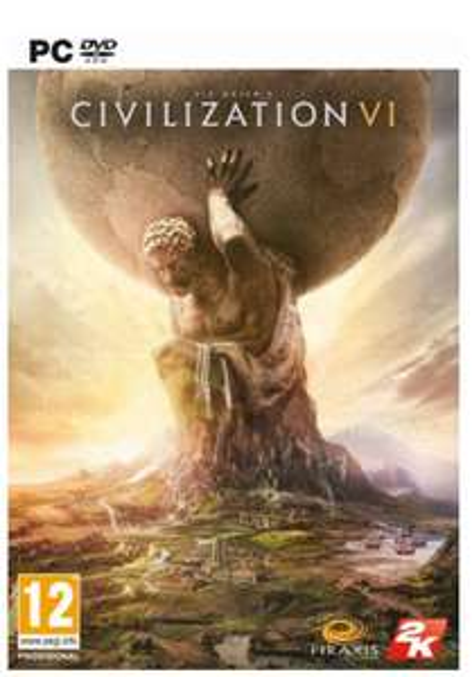 Civilization 6 cdkeys for £11.99