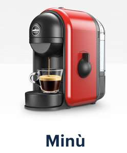 Lavazza A Modo Mio Minu Coffee Machine in store at Robert Dyas at £40