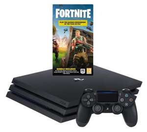 Ps4 Pro Fortnite Battle Royale Bundle 1tb 299 W Code Ao