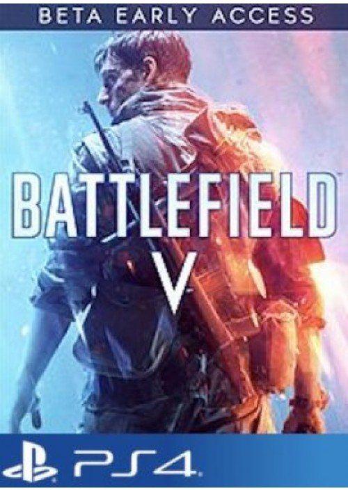 Battlefield V 5 PS4 Beta  £2.99 @ cdkeys