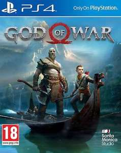 GOD OF WAR PS4 - £29.62 @ ShopTo / eBay