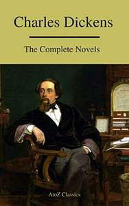 Charles Dickens - The Complete Novels (A to Z Classics) - Kindle - Free @ Amazon