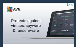 (PC) Free AVG Internet Security 2018 for 1 year