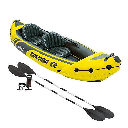 Intex Explorer K2 Kayak £88.92 - Amazon