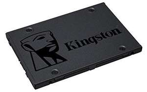 "Kingston A400 120 GB 2.5"" Internal Solid State Drive - SATA - 500 MB/s Maximum R - £20.05 using code @ Base / eBay"