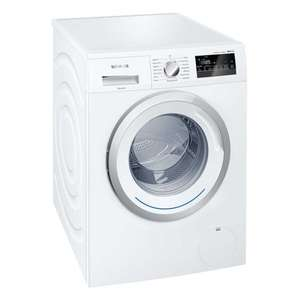 Siemens WM14N200GB Washing Machine 8kg Load 1400rpm Spin A+++ £399 Delivered with code @ Hughes