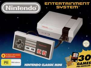 Nintendo  Classic Mini Entertainment System - £42.49 w/code @ Ebay / currys