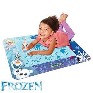 Disney Frozen: Glitter Aquadoodle Mat inc Olaf glitter pen £4.99 Back In stock In Store @ Homebargains