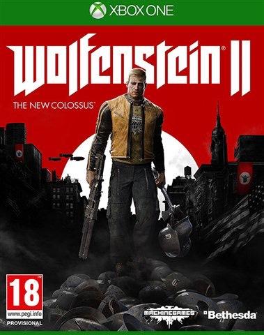 Wolfenstein 2 (XB1) - £12 @ CEX (£13.50 delivered)