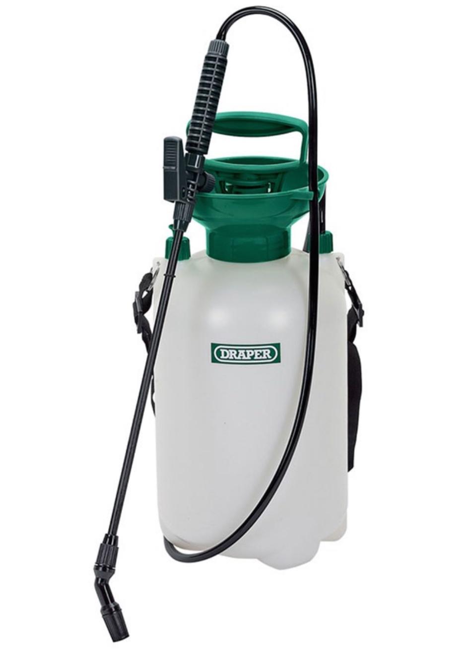 Draper 5L Garden Pressure Sprayer £5.92 @ Robert Dyas (free c+c)
