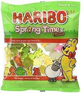 Haribo spring Gummi mix 180g x 12 packs £6.32 Amazon prime or £6.00 subscribe and save