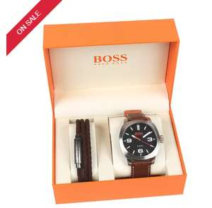 Hugo boss watch set £80.10 @ H Samuel