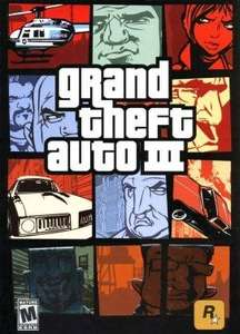 Grand Theft Auto III PC 99p @ INSTANT GAMING