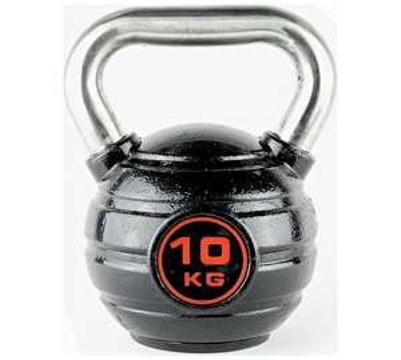 Opti Kettlebell - 10kg £12.99 @ Argos C&C