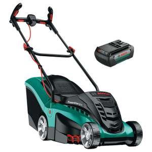 Bosch Rotak 370 LI Ergoflex Cordless Lawnmower (2 x 36v Batteries) £269.99 @ Amazon